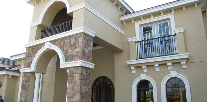 Stucco Design Ideas